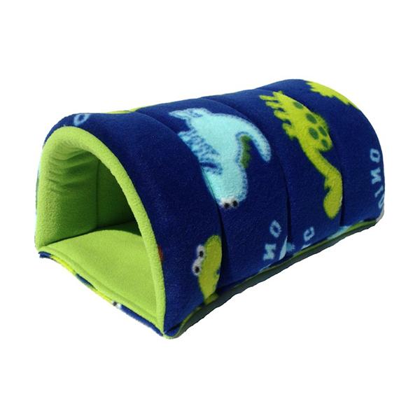 Cozy Tunnel Piggybedspreads Com Fleece Cage Bedding