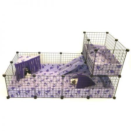 2x4 Cage w/1x2 Loft