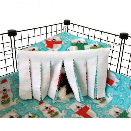 Corner Canopy - Snow Buddies